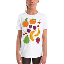 Load image into Gallery viewer, Cute Fruit Short Sleeve T-Shirt