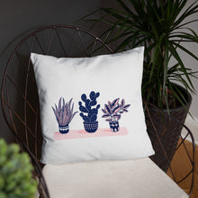 Load image into Gallery viewer, House Plant Throw Pillow