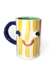 Smiley Face Coffee Mug