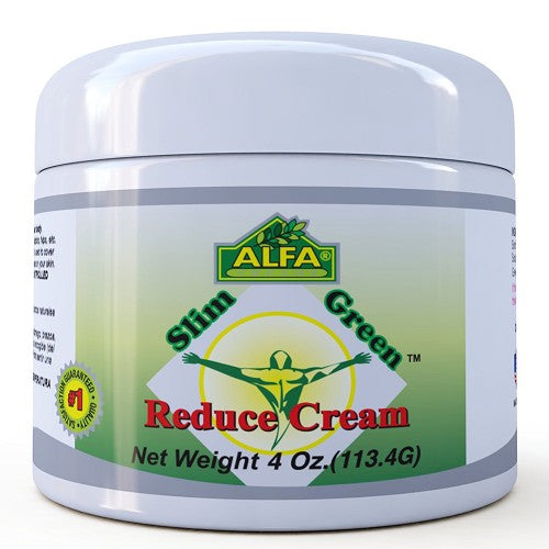 Slim Green Reduce Cream-Fat Burning Cream-4 oz
