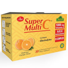 Super Multi C - Vitamin C Powder Supplement