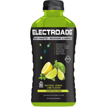 Electroade - Hydration Drink - Lemon Lime Flavor-32 oz
