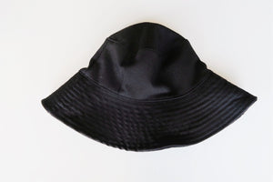BUCKET HAT NOIR