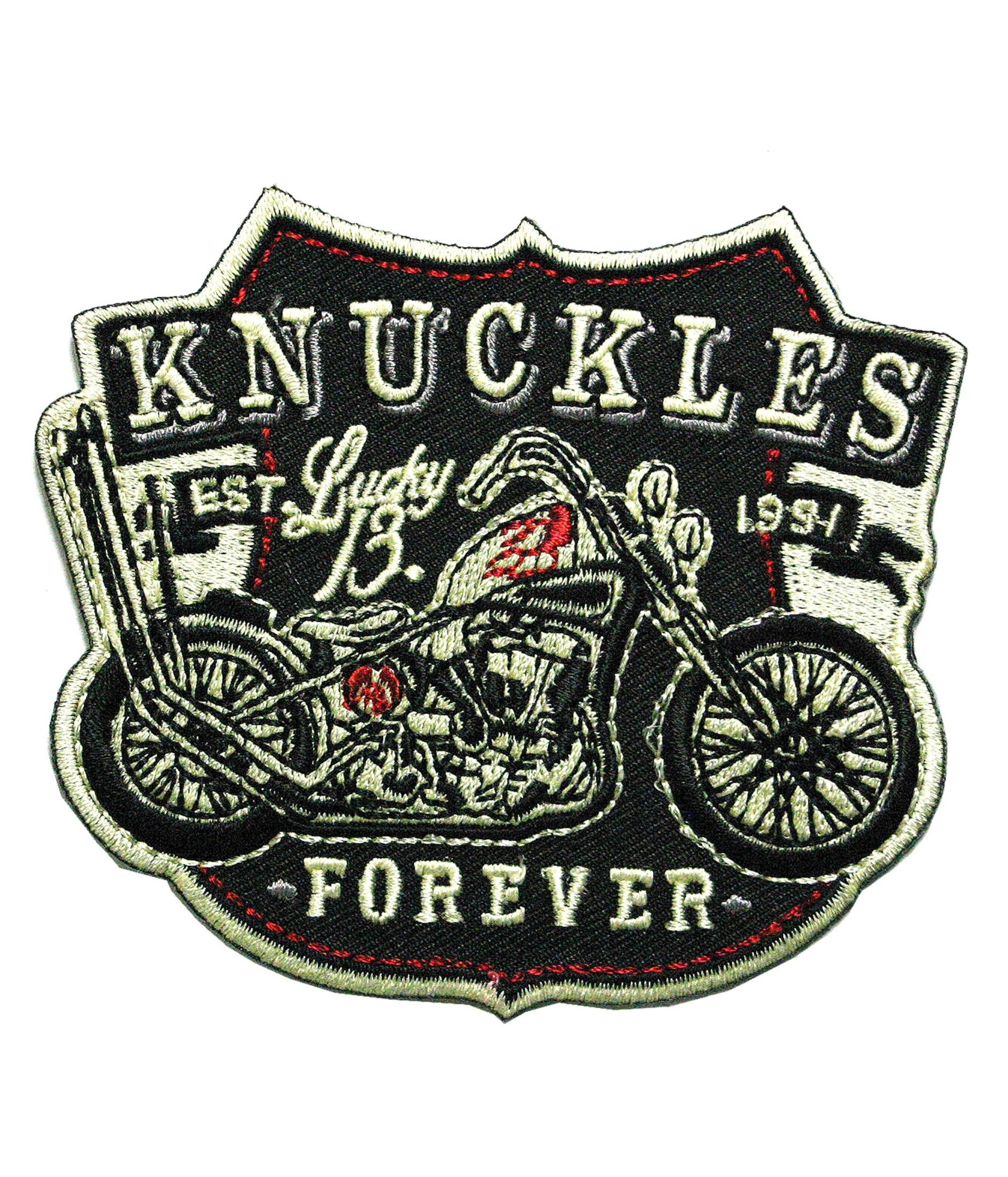 The KNUCKLES Patch