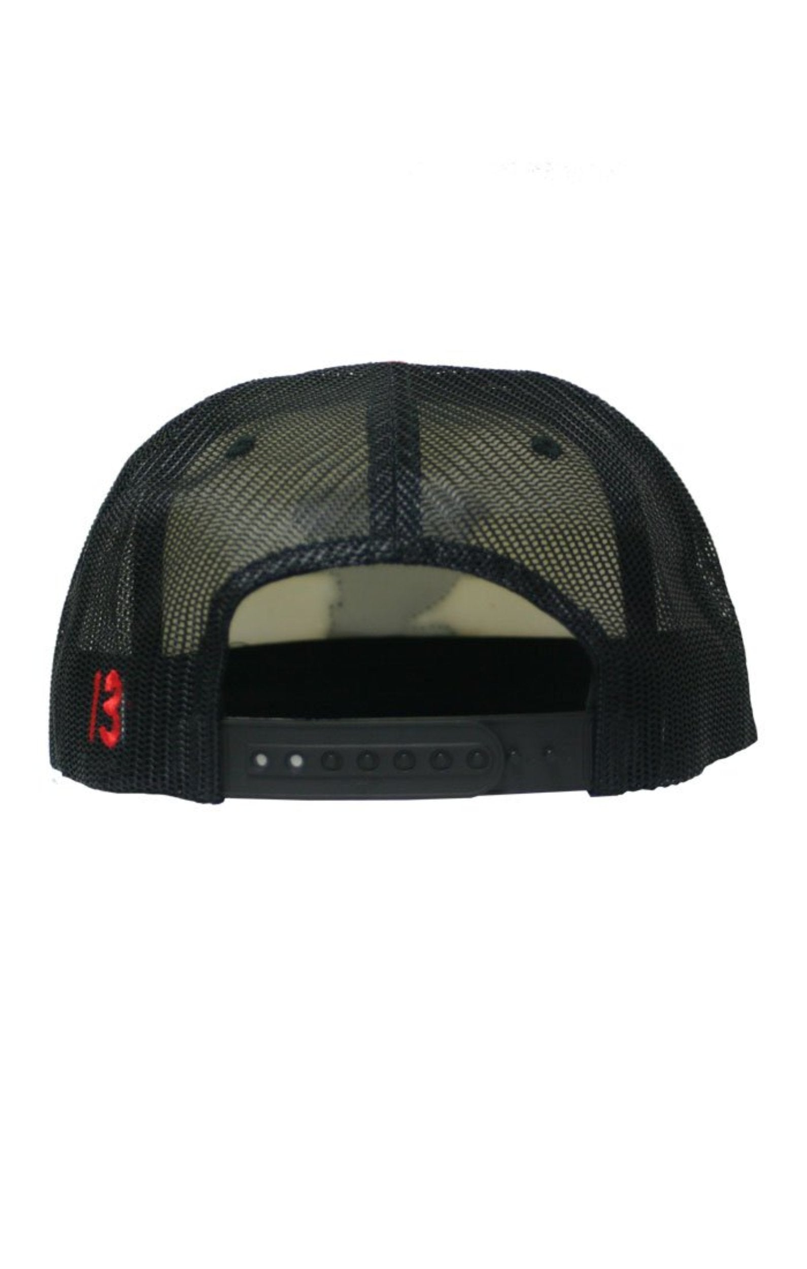 The GREASE GAS & GLORY 3-Tone Trucker Cap