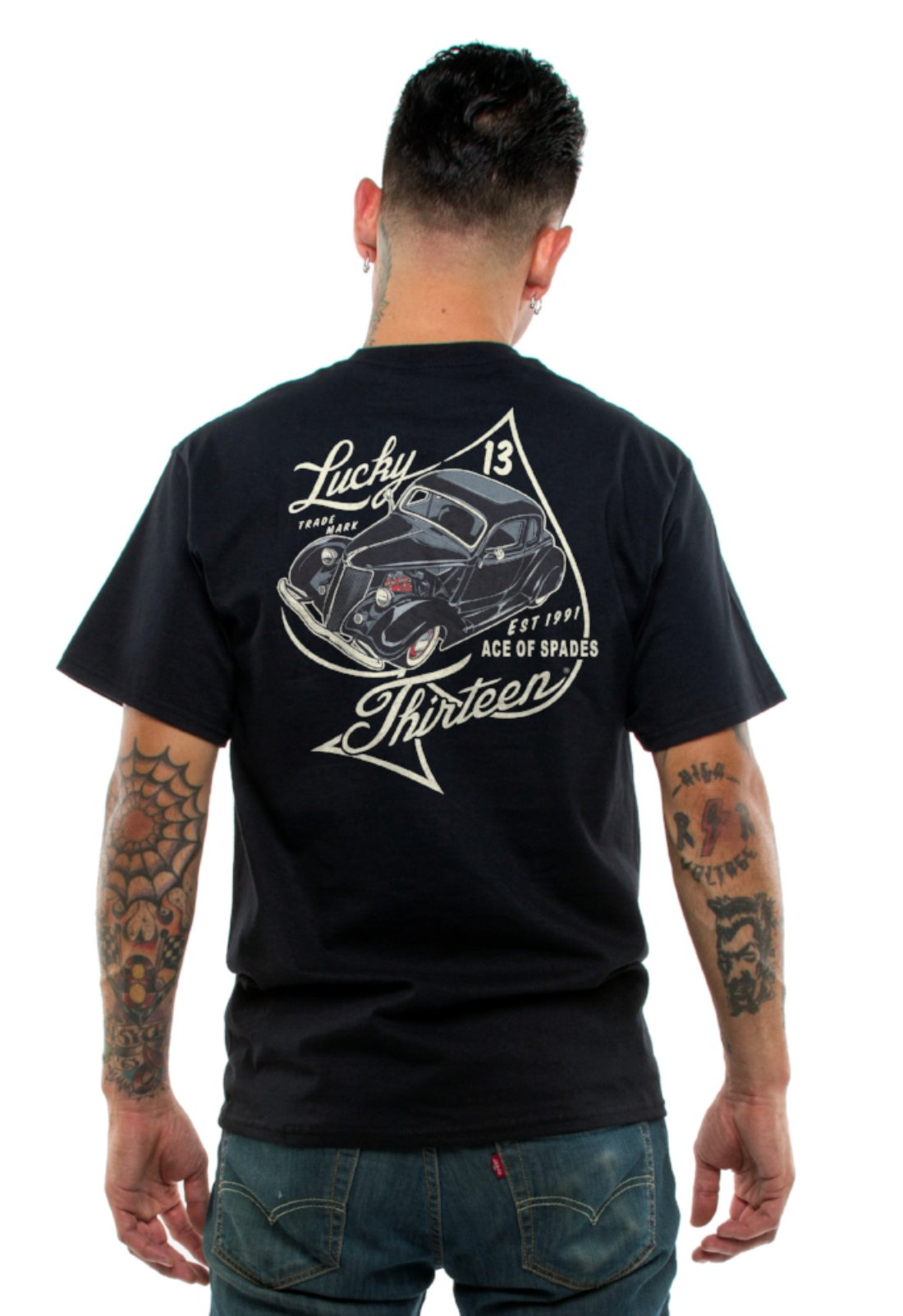 The ACE OF SPADES Tee