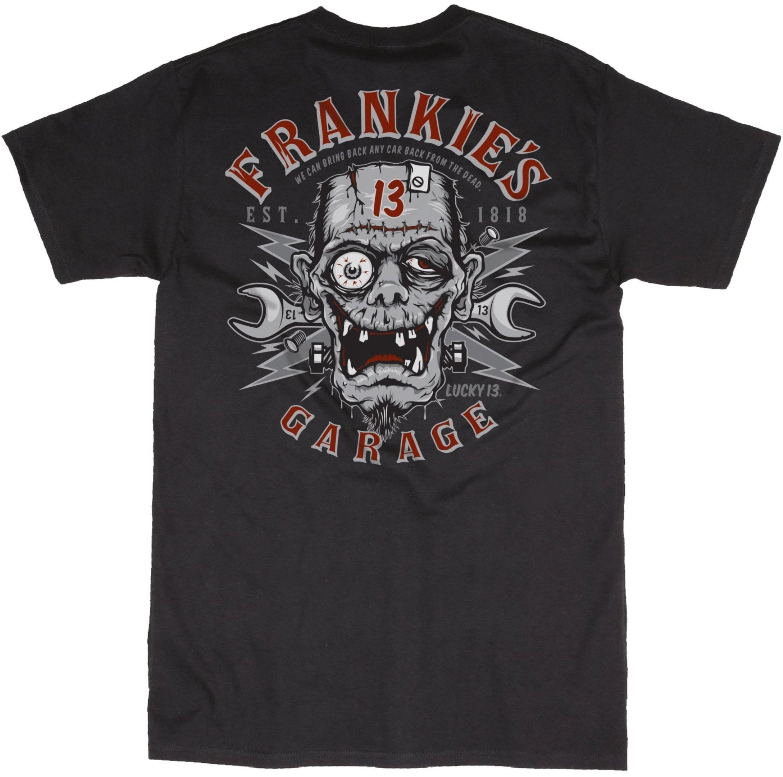 The FRANKIE'S GARAGE Tee