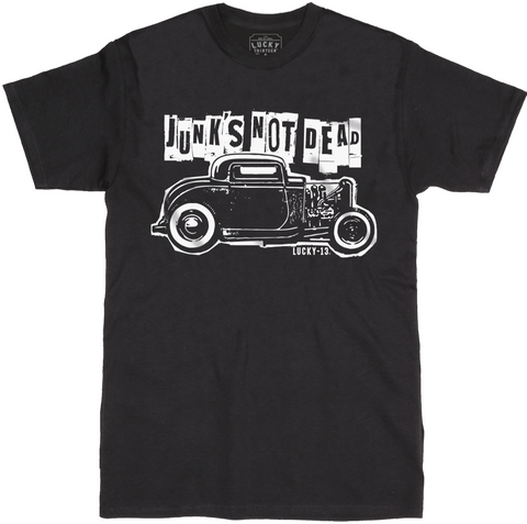The JUNK'S NOT DEAD Tee **NEW**