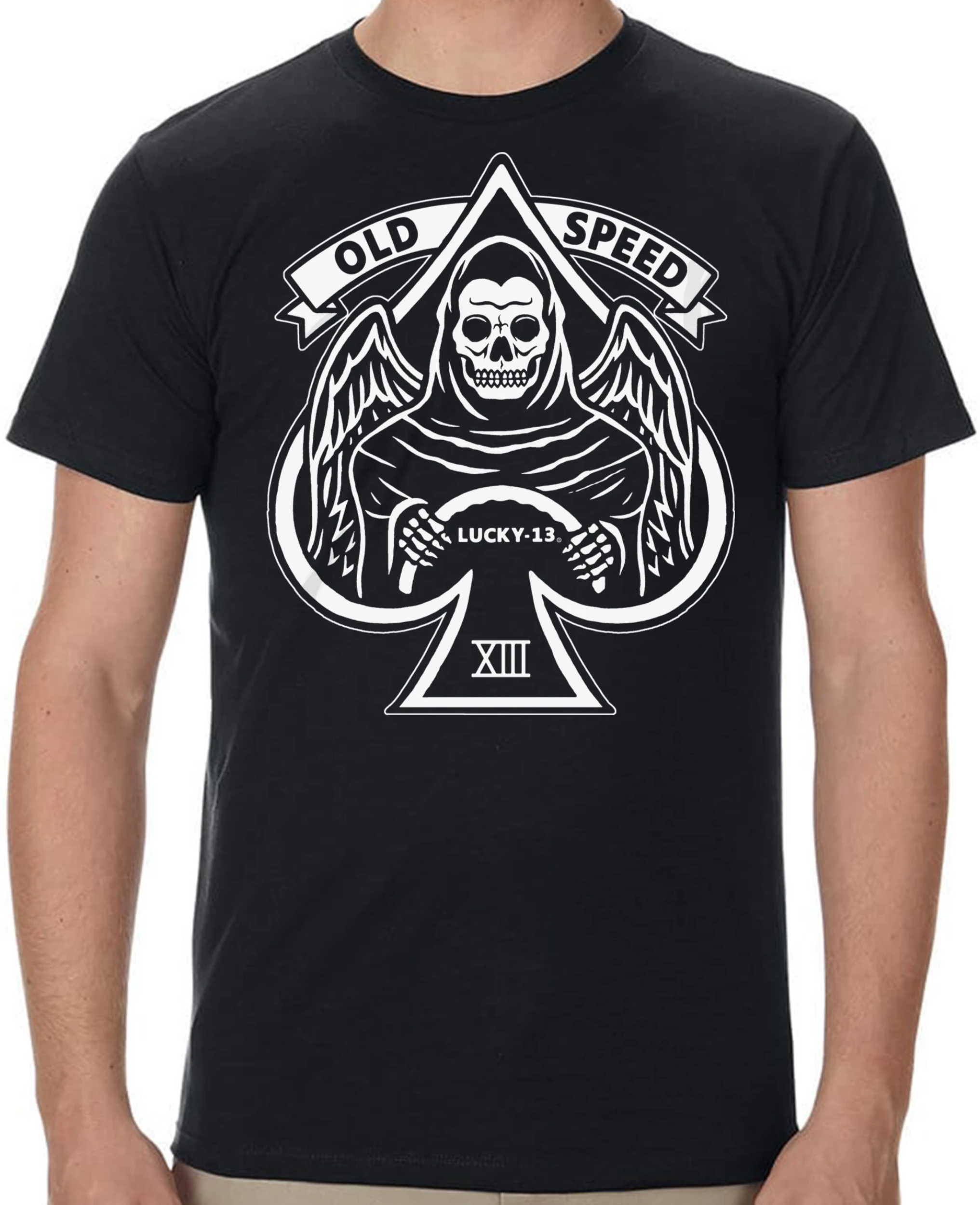 The SPEED REAPER Slim Fit Tee **NEW**