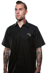The ACE OF SPADES Work Shirt