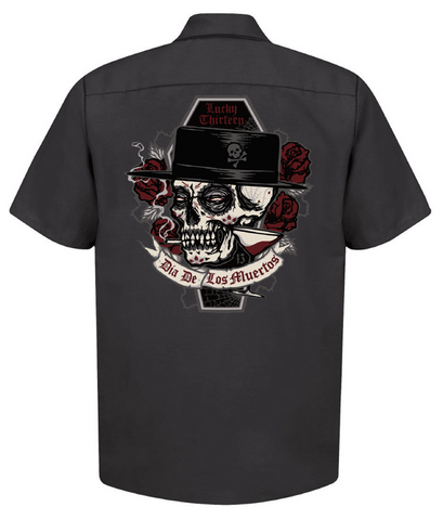 MUERTO Work Shirt **NEW**