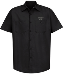 The ROAD KING Work Shirt - ONLY 6XL LEFT!