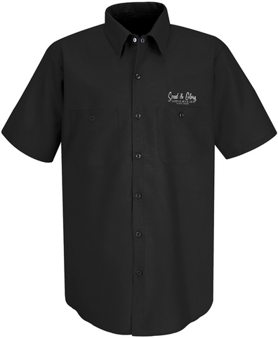 SALT FLATS Work Shirt **NEW**