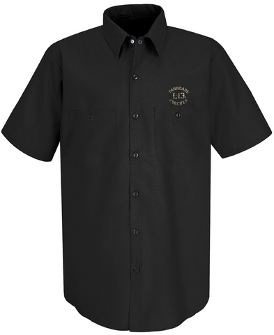 The TWIN COBRAS Work Shirt