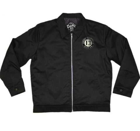 The BLACK SIN Jacket - LIMITED STOCK AVAILABLE