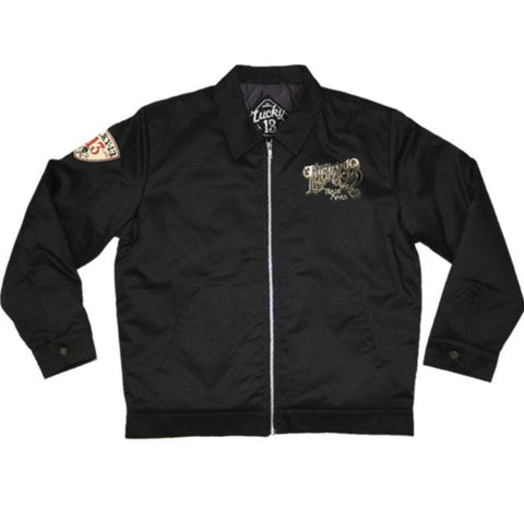 The YE OLDE Jacket - ONLY SIZE 2XL LEFT
