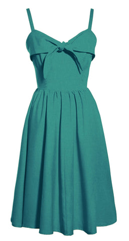 The LUCILLE DRESS - JADE