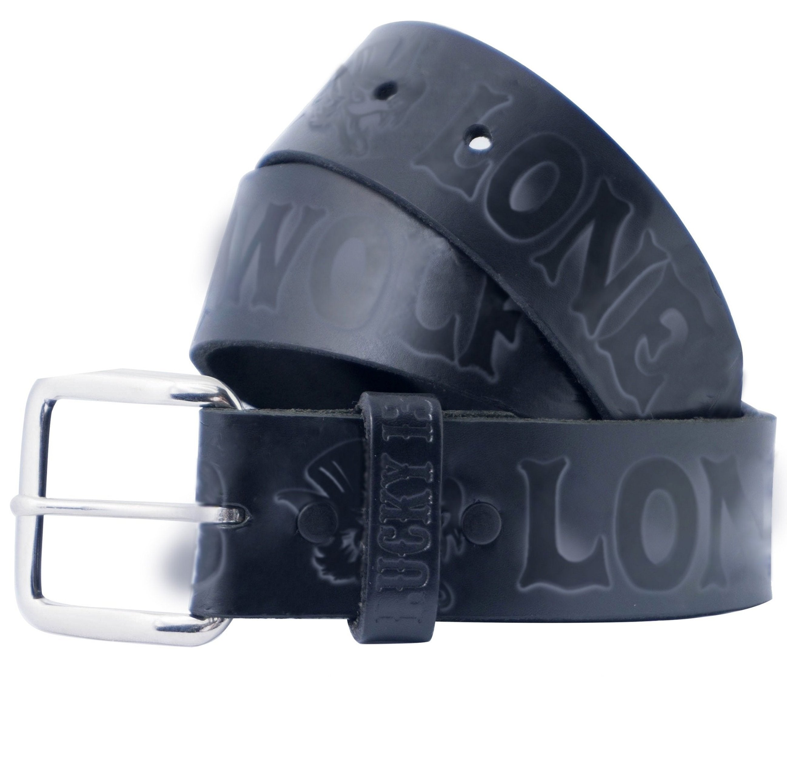 The NO CLUB Belt - BLACK