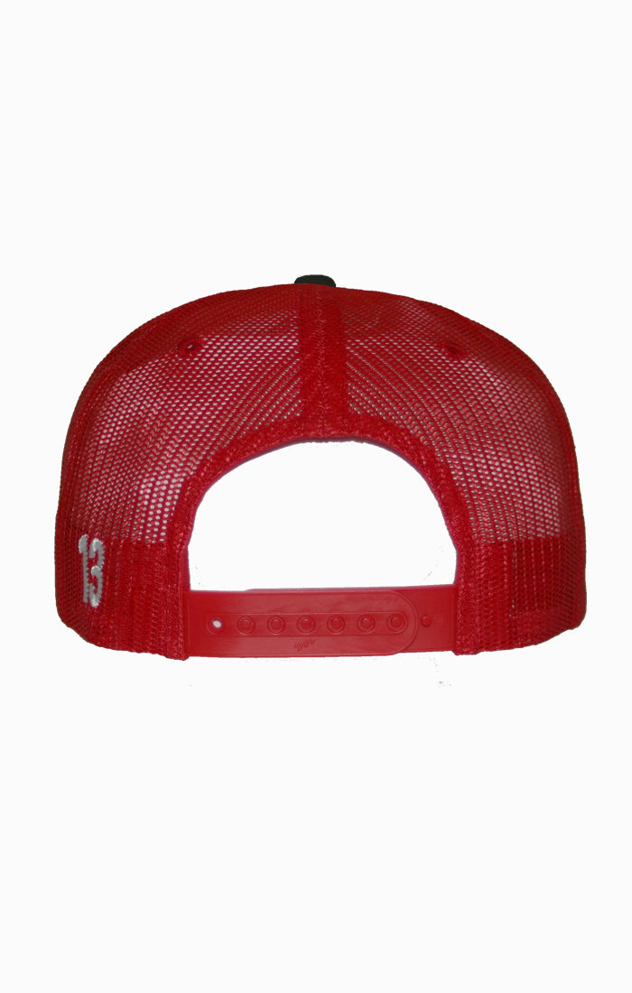 The BRICK 3-Tone Trucker Cap