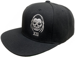The SPEED REAPER Snapback Cap - BLACK **NEW**