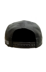 The SPEED REAPER Snapback Trucker Cap - BLACK CAMOUFLAGE **NEW**