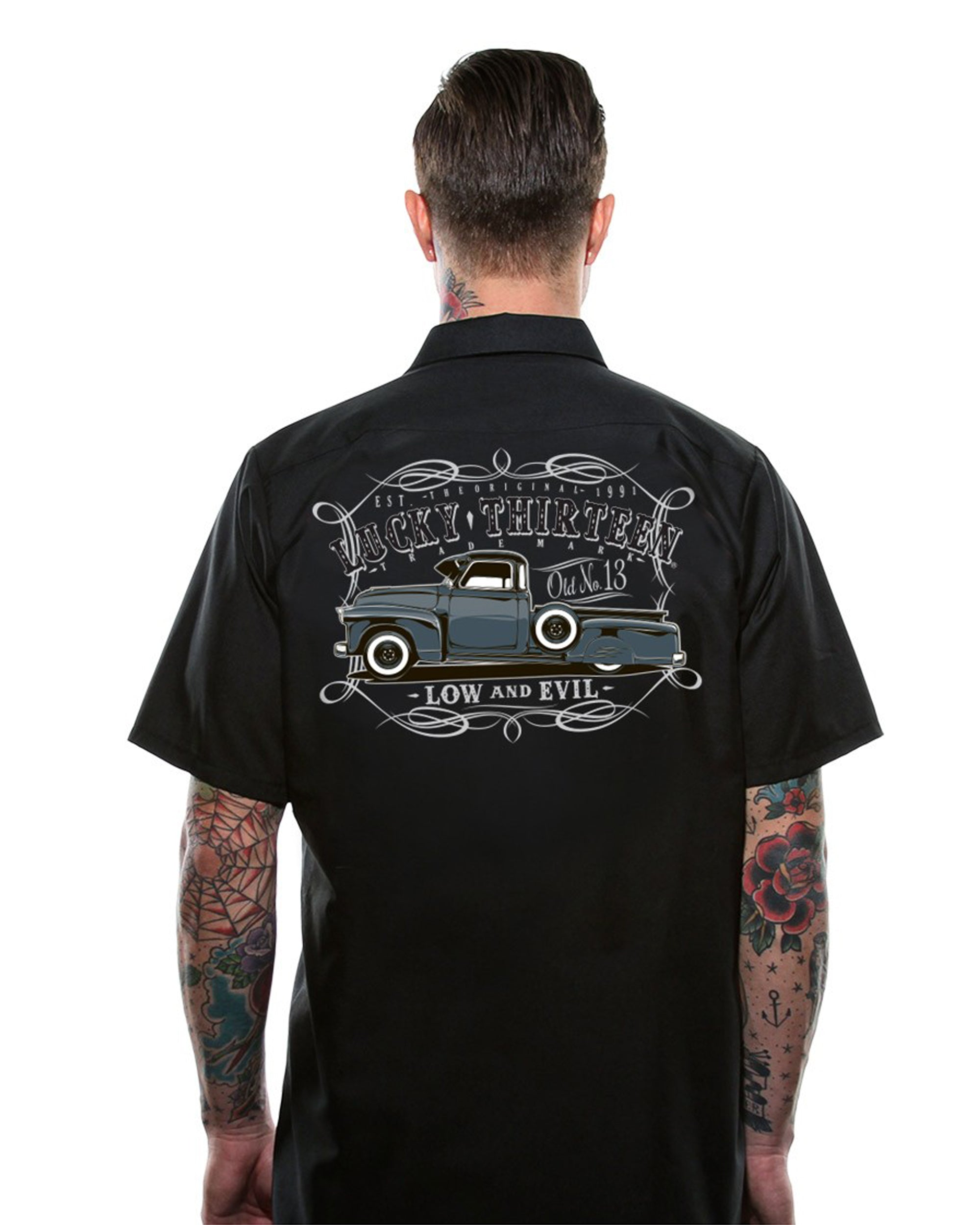 The DRAGGER Work Shirt