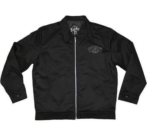 The DRAGGER Jacket - ONLY SIZE LARGE LEFT