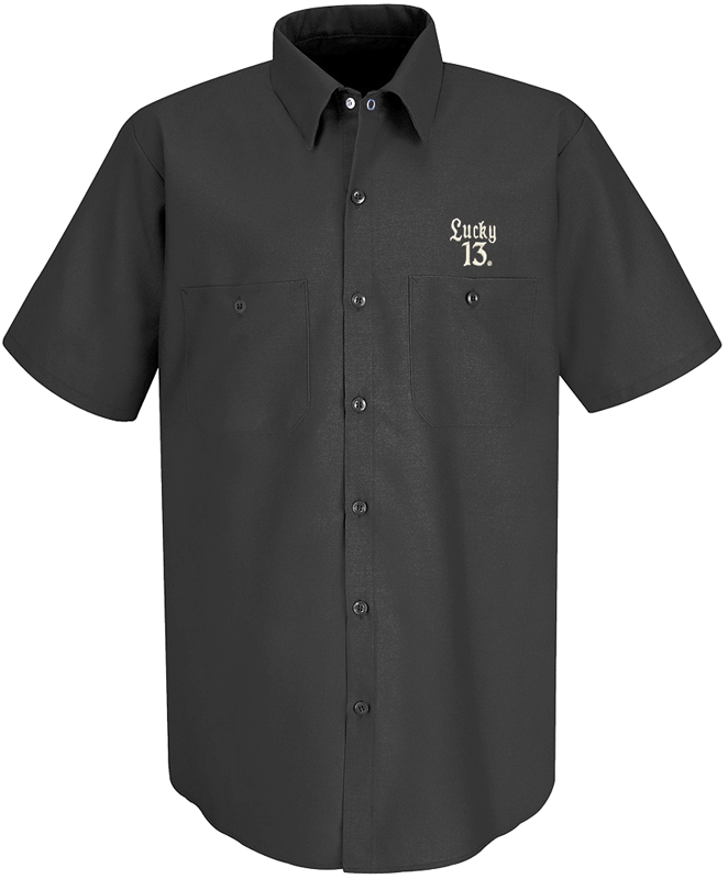 The '58 OVAL Work Shirt