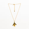 Lemon Drop Pendant - Leaf