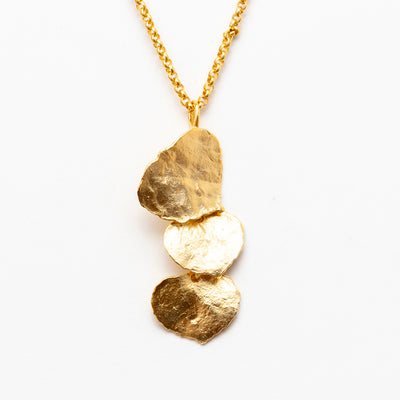 Aspen Necklace - Gold Plated