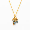 Olive Necklace - Gold Plated