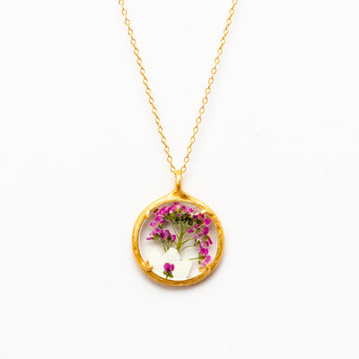 Botanical Necklace, Small