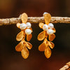 Barberry Earrings