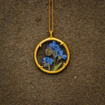 Botanical Necklace