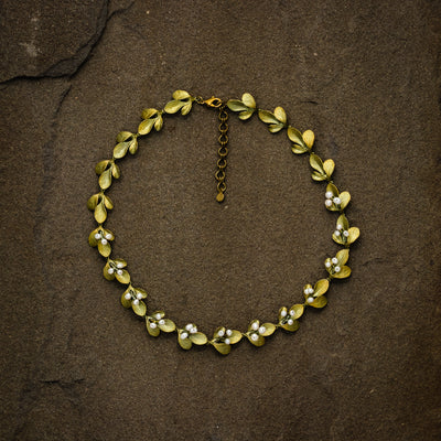 Barberry Necklace