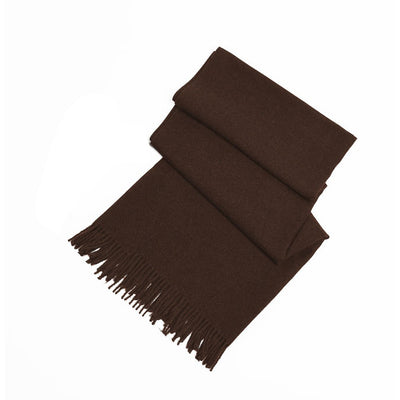Soft Basic Cashmere Scarf