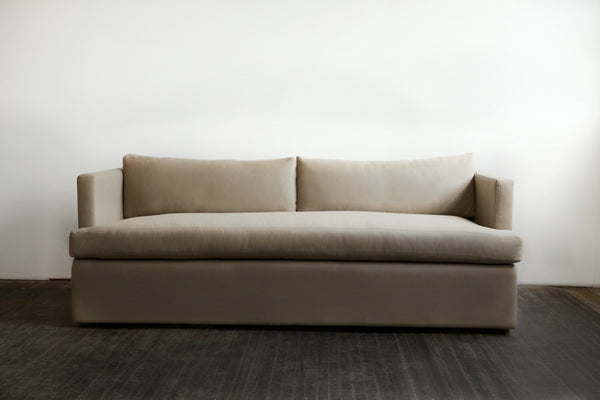 The Upholstered Sofa