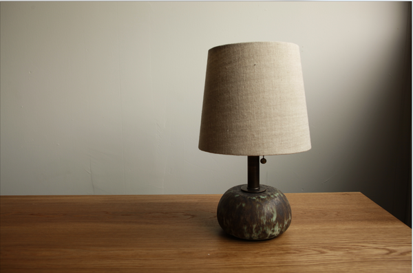 Moon Glaze Lamp