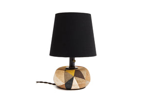 Triangle Round Lamp