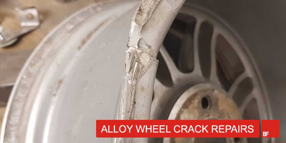 "Cracked Wheels - Don't settle for substandard ""repairs"""