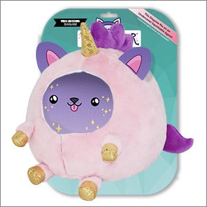 Undercover Pink Unicorn Costume Disguise Squishable
