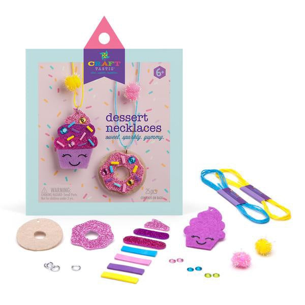 Dessert Necklace Craft-tastic DIY Kit