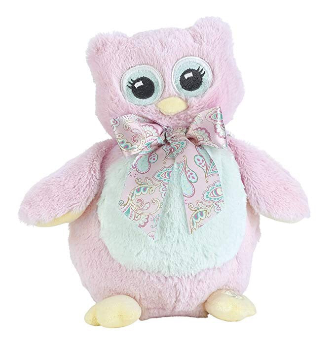 Hootsie Owl Plush 6in by Bearington
