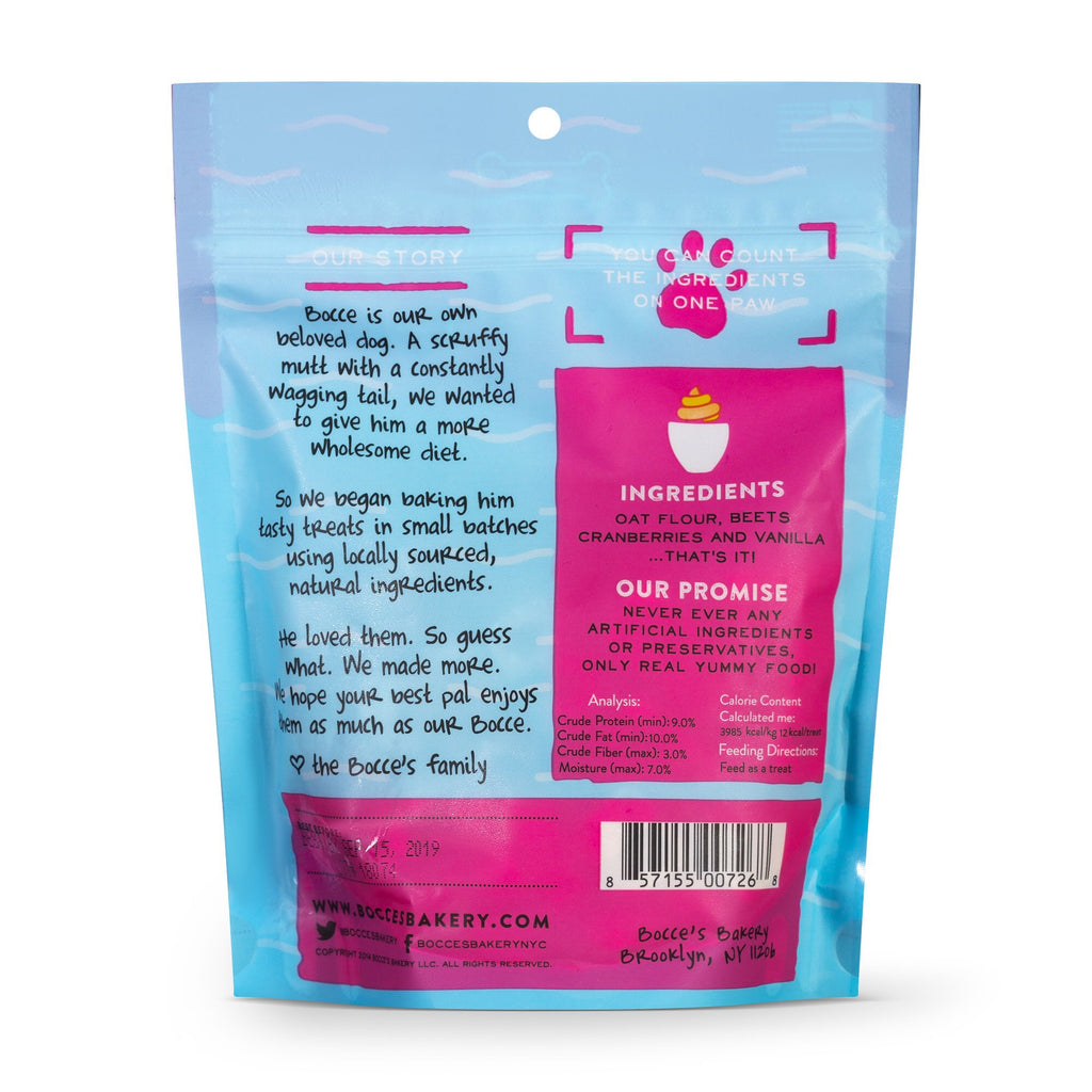 Unicorn Shake 5 oz- Dog Treats by Bocce bakery