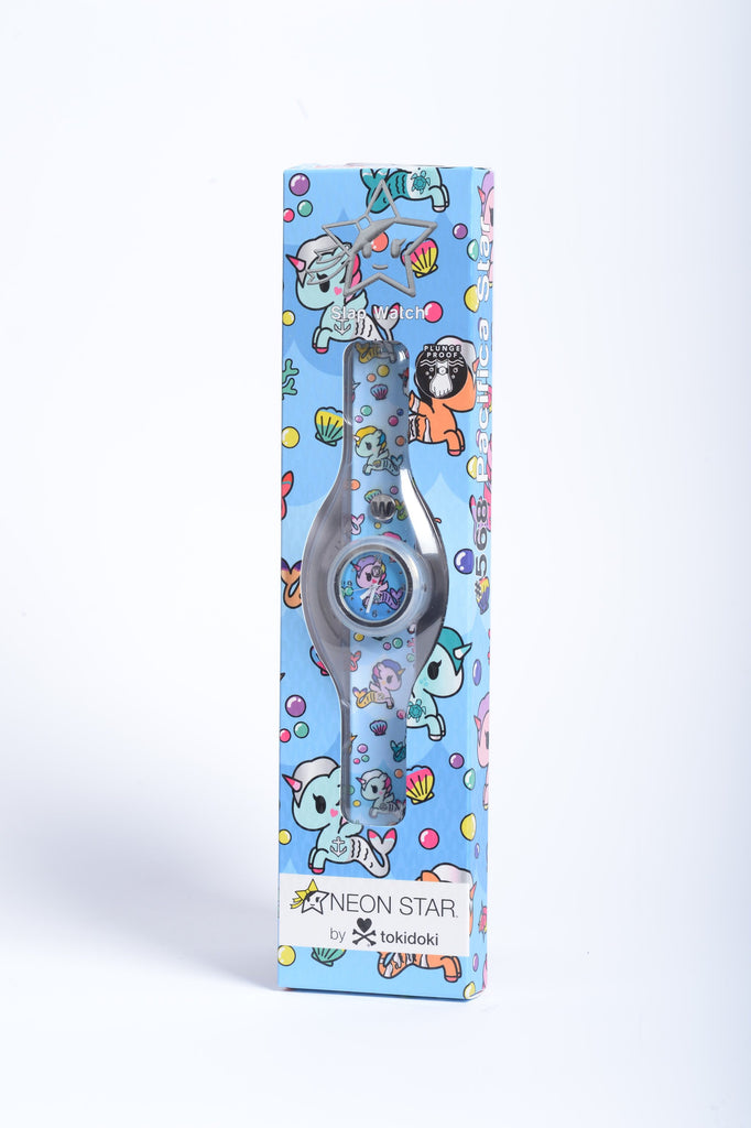 Tokidoki Pacifica Star Unicorn Watchitude Slap Watch