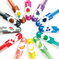 Yummy Scented Glitter Gel Pens - OOLY