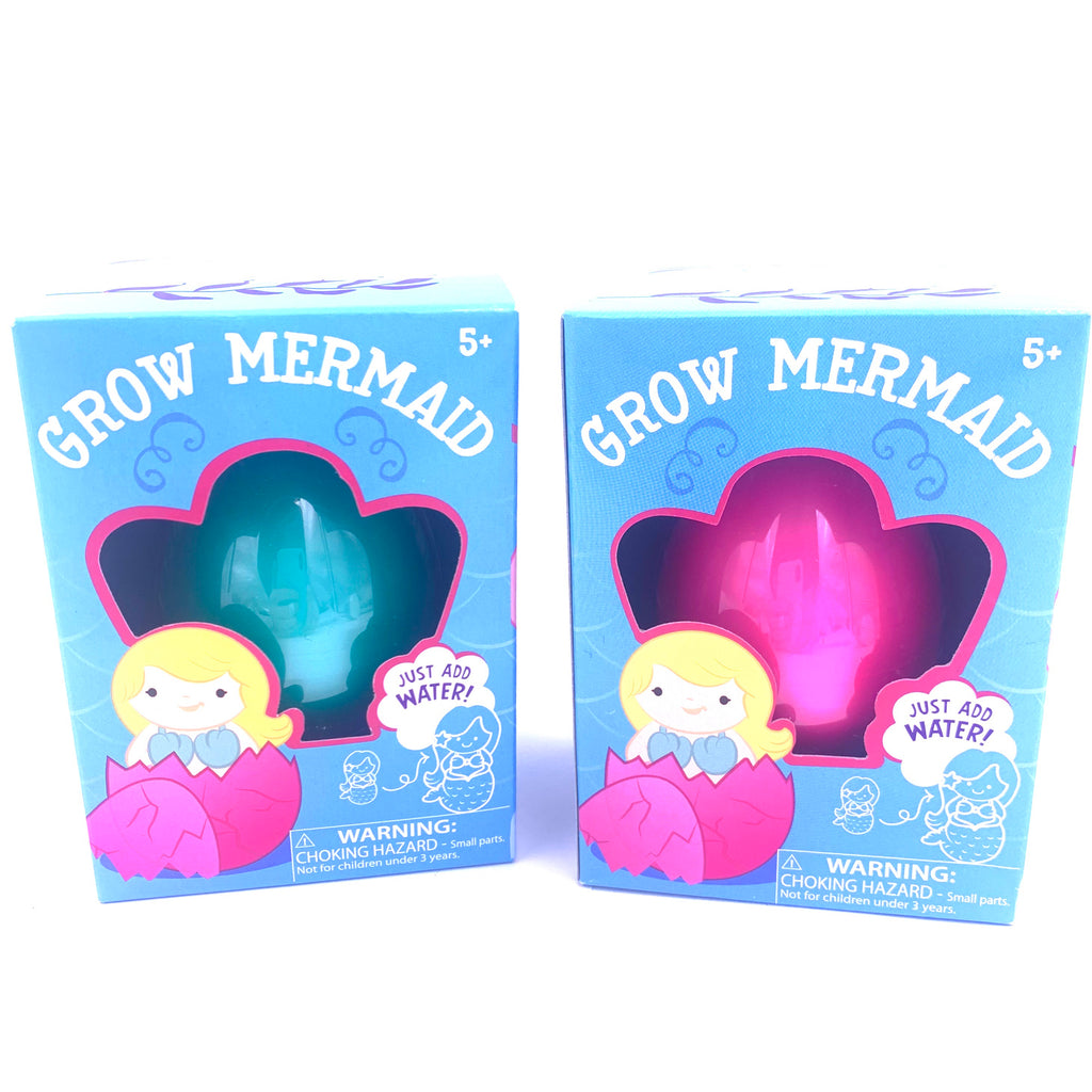 Grow Mermaid Toy