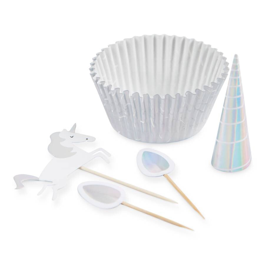 Unicorn Cupcake Kit by cakewalk
