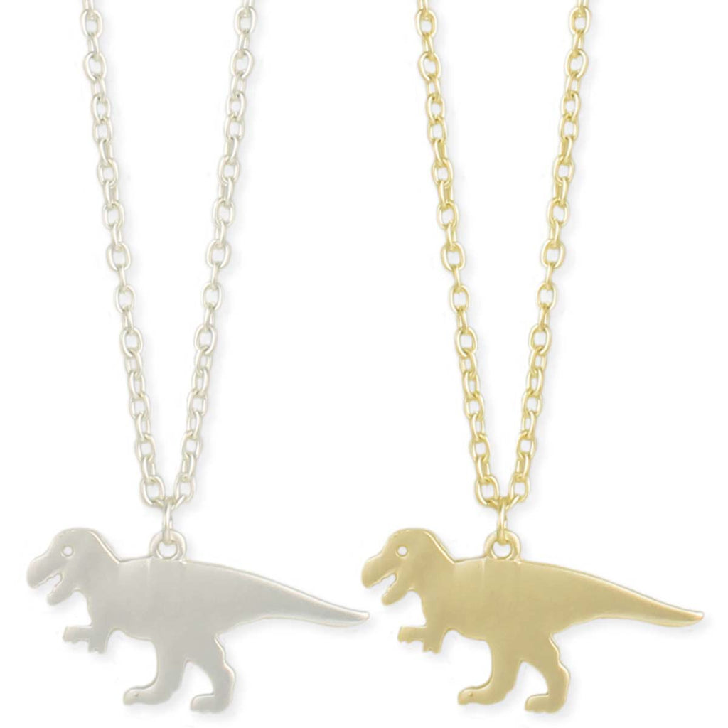 Land Before Time Tyrannosaurus Rex Pendant Necklace T Rex by ZAD