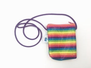 Rainbow Sparkle Coin Purse by Brooklyn Owl